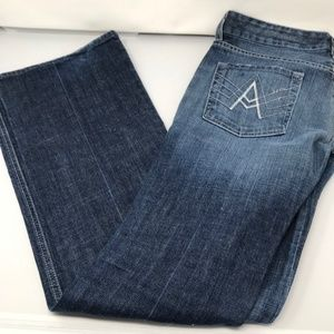 7 For All Mankind A Pocket Jeans Sz 27